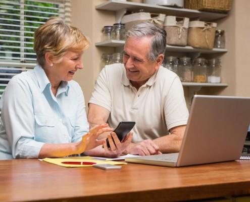 Vermögensplanung Wohnsitzwechsel im Alter